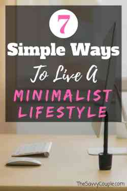 7 ways that will inspire you to become a minimalist. Minimalism is not about what you own, it's about why you own it. Once you need less. You will have more.