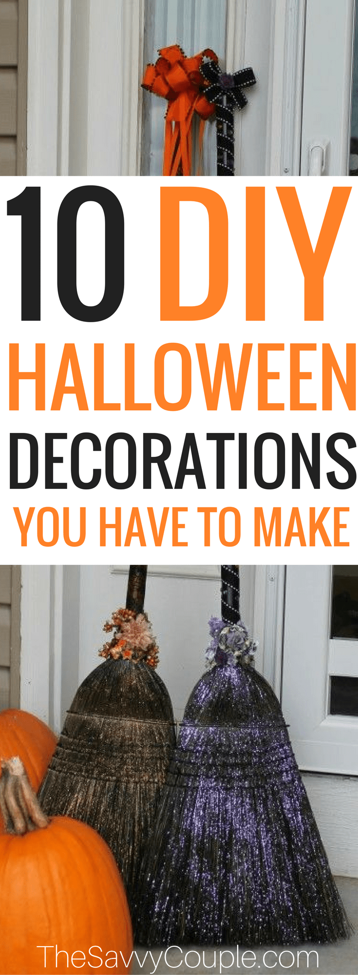 decorations for halloween to make cheap halloween decorations that will make your house haunted