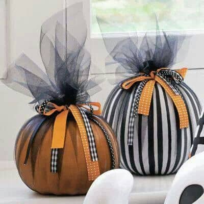 cheap halloween decorated pumpkins