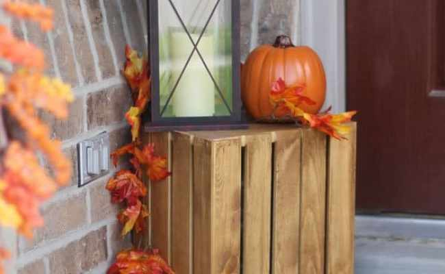 15 Amazing Fall Front Porch Ideas You Want In Your Life