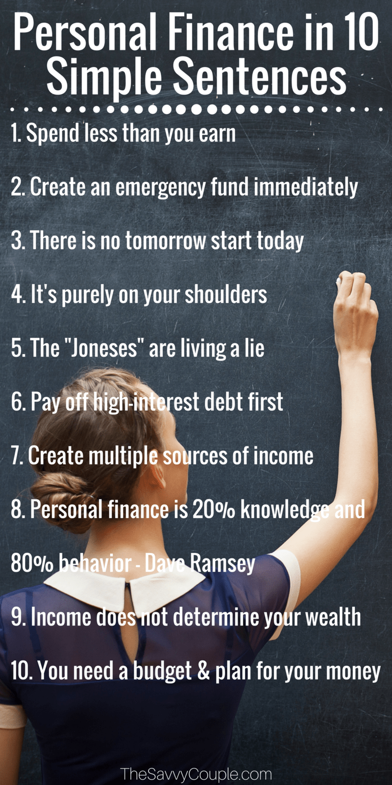10 Personal Finance Sentences That Will Help You Achieve