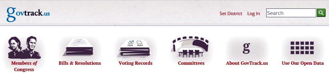Track Diabetes Related Bills in Congress