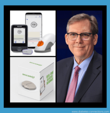 Savvy Podcasts, 9/1/21:  All about Dexcom G7 with Kevin Sayer and Jake Leach