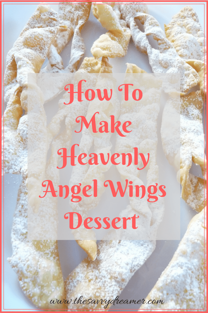 Angel Wings Dessert