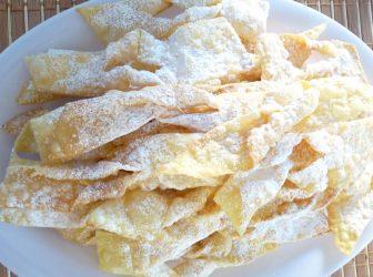 Angel Wings pastry