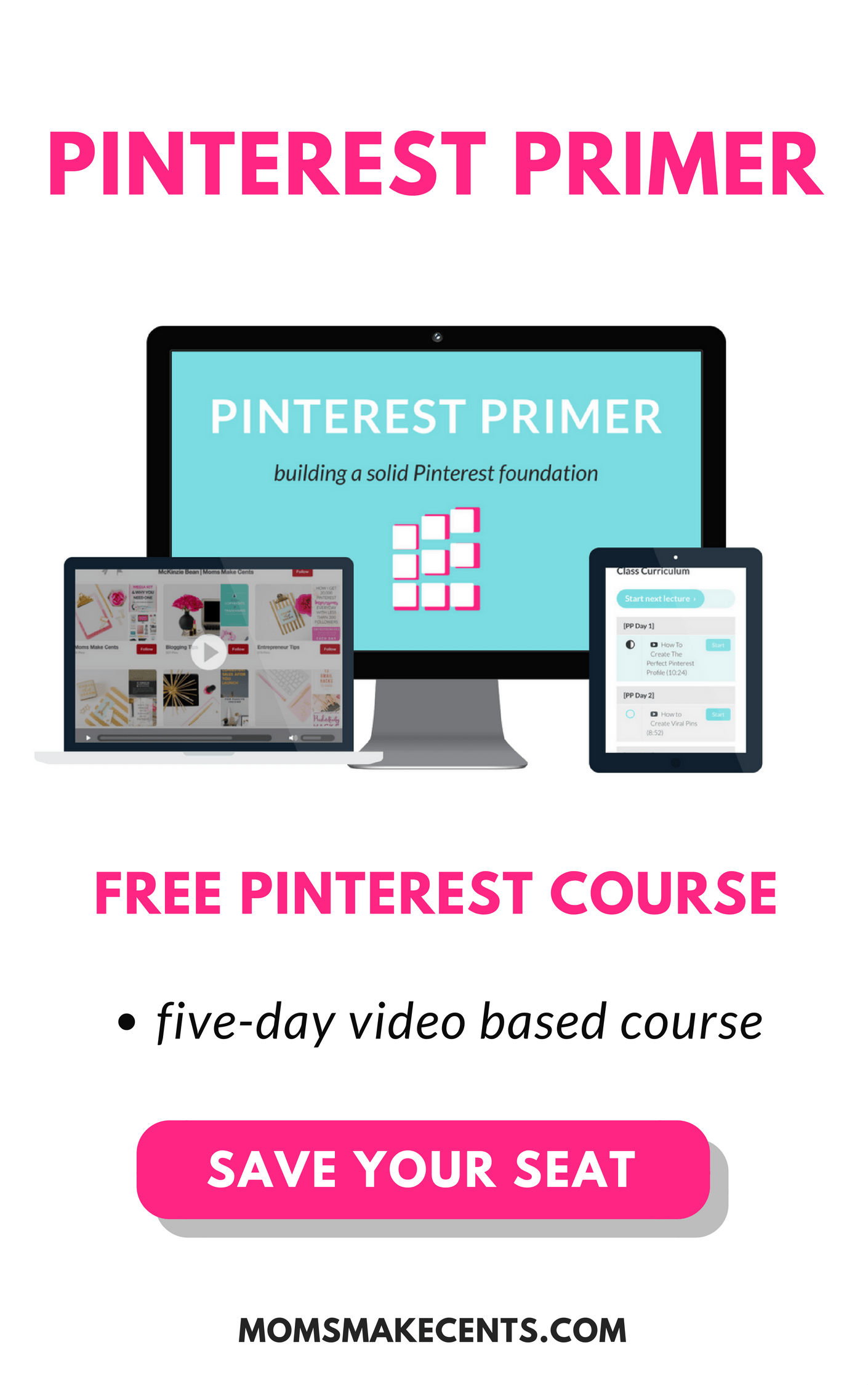 #Free #Pinterest #Course