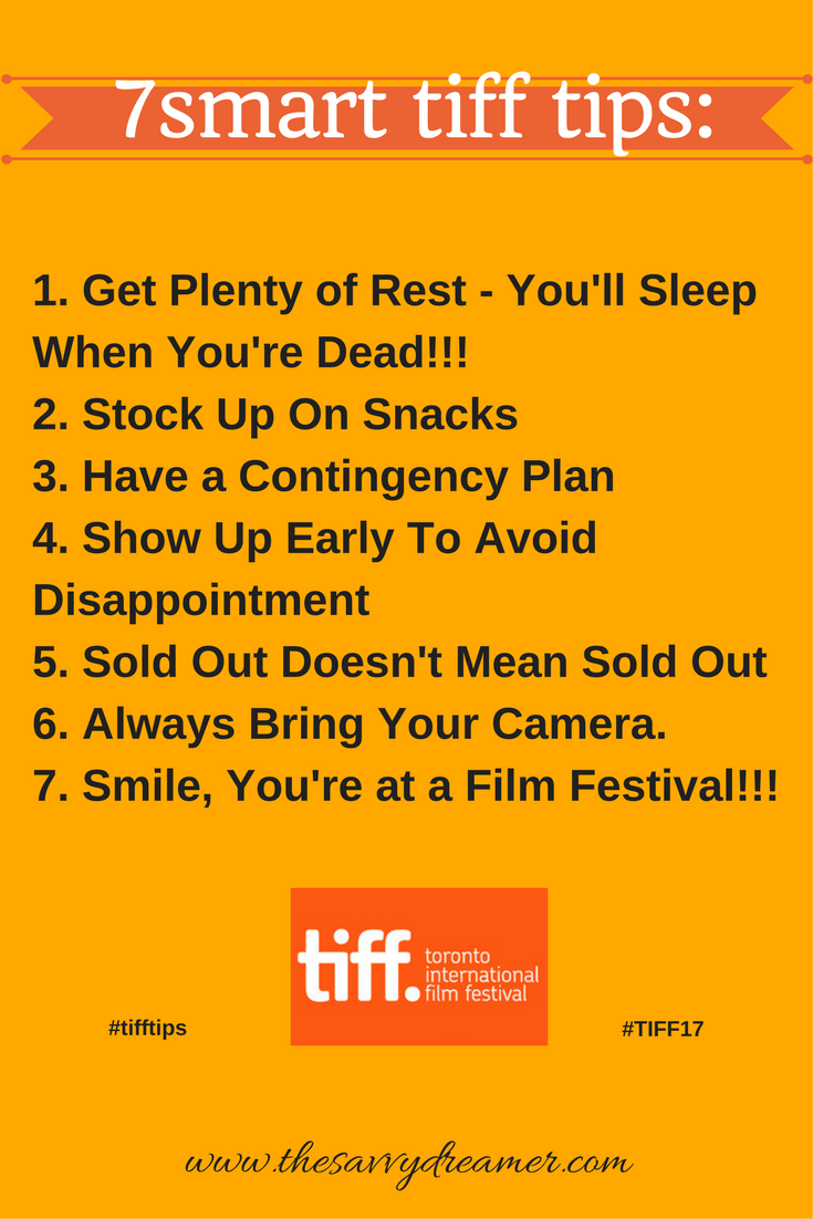 Smart TIFF Tips: Your Survival Guide To The Festival