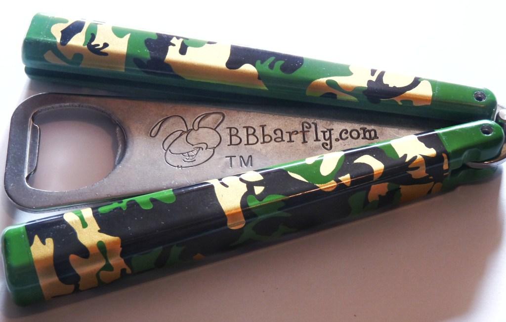 10% off on BBbarfly bottle opener!