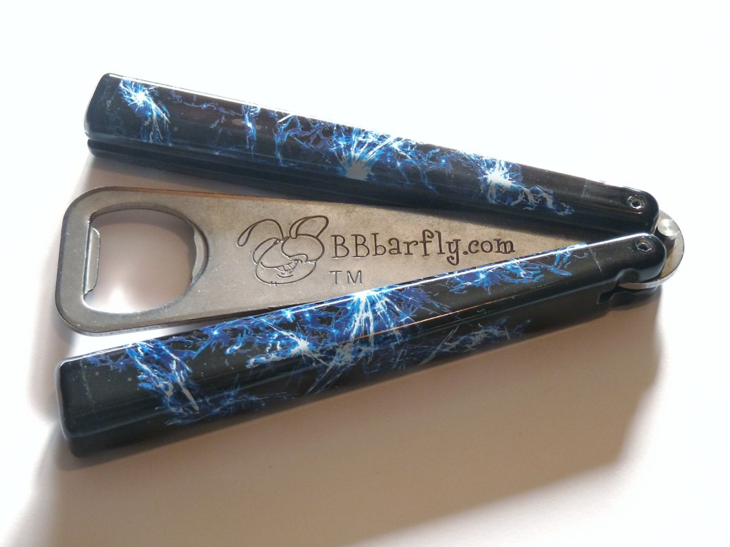 10% off on BBbarfly bottle opener!