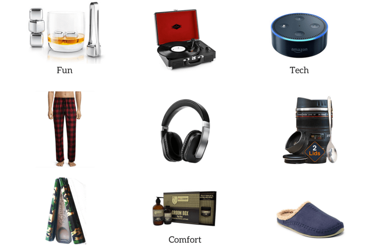 Christmas Gift Guide Perfect For That Awesome Guy!