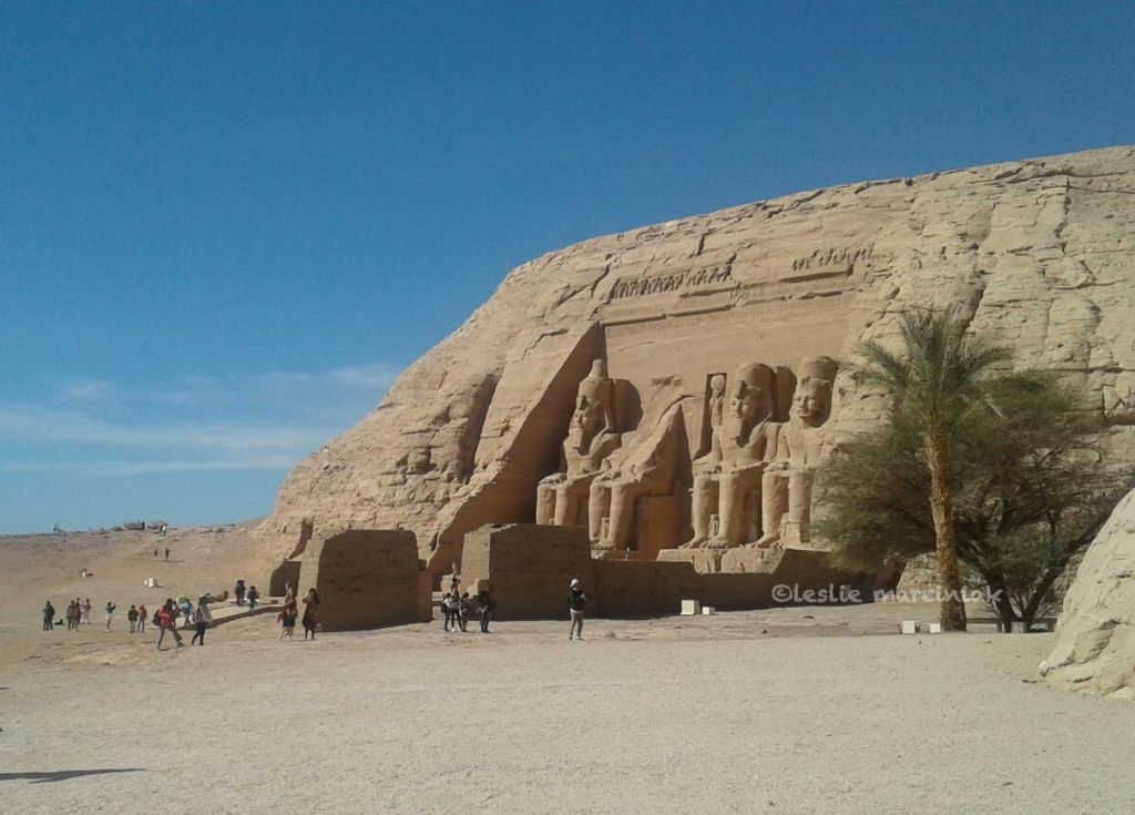 Why it's safe to visit Egypt!