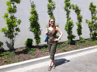 Ways to wear camouflage that are fun and easy! #camouflage #fashion #styles #tanktop
