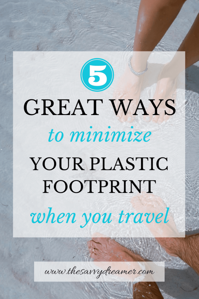 Here's simple ways you can minimize plastic footprint when you #travel #souvenirs #footprint #ecofriendly #ecoconscious