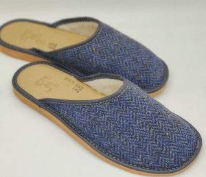Comfy men's slippers on Etsy