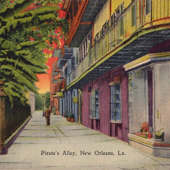 Pirate's Alley - Custom tours with The Savvy Native