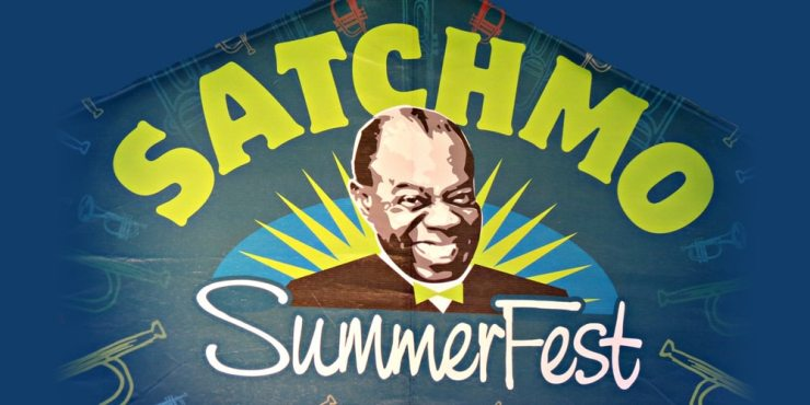 Satchmo SummerFest Tour New Orleans