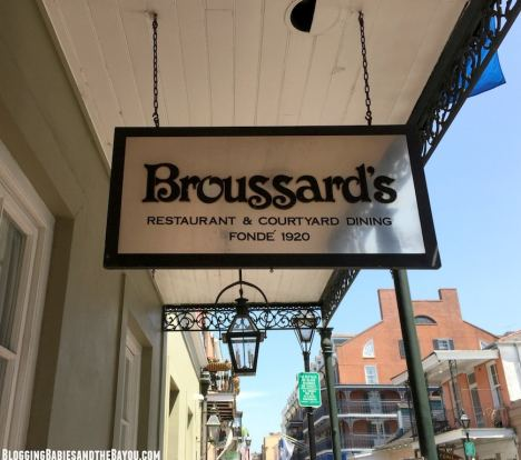 Broussard's Drag Queen Brunch