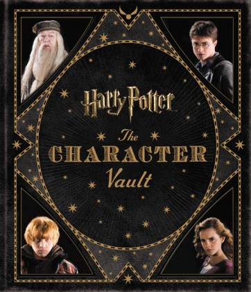 Harry Potter The Character Vault by Jody Revenson