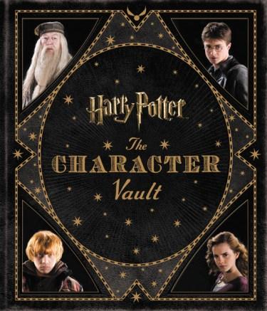 Harry Potter The Character Vault by Jody Revenson
