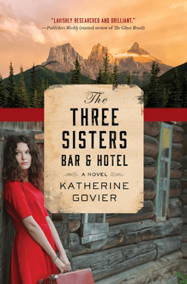 Govier - The Three Sisters Bar and Hotel