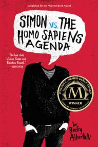 Albertalli - Simon vs. The Homo Sapiens