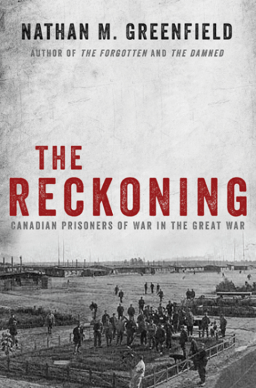 the-reckoning-nathan-m-greenfield-harpercollins-canada