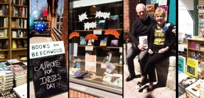 Authors for Indies April 29