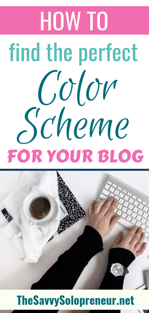 How To Find The Perfect Color Scheme for Your Blog