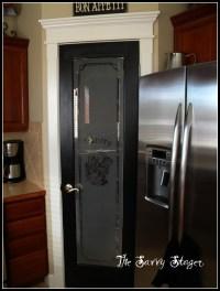 black door | The Savvy Stager