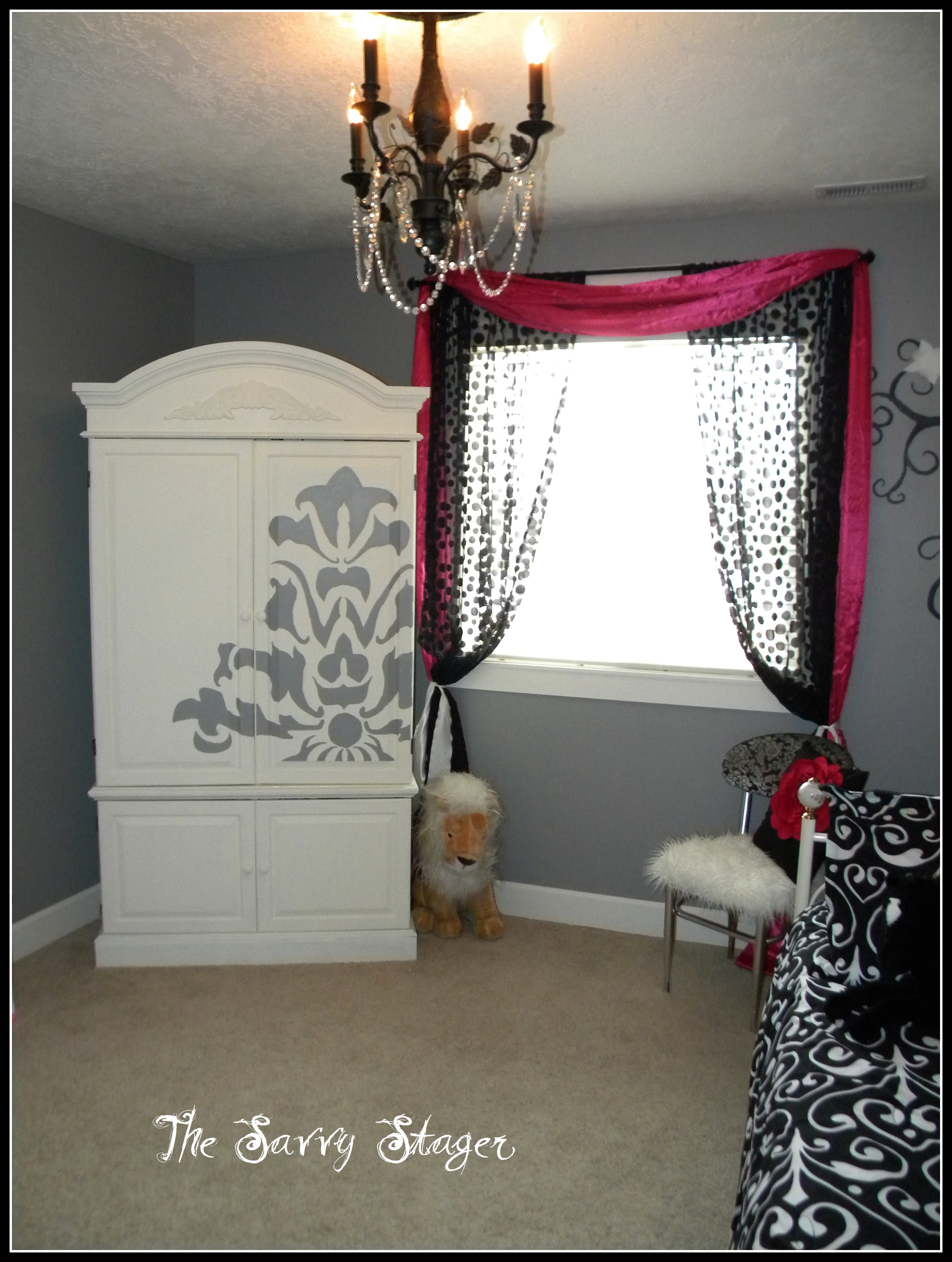 Armoire  The Savvy Stager