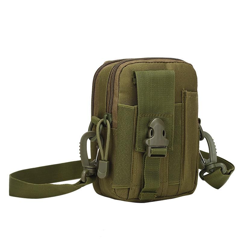 Unisex Shoulder Bag for Camping