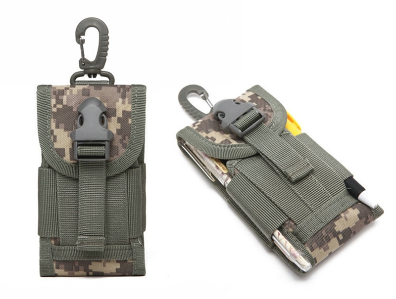 Waterproof Phone Holder for Camping