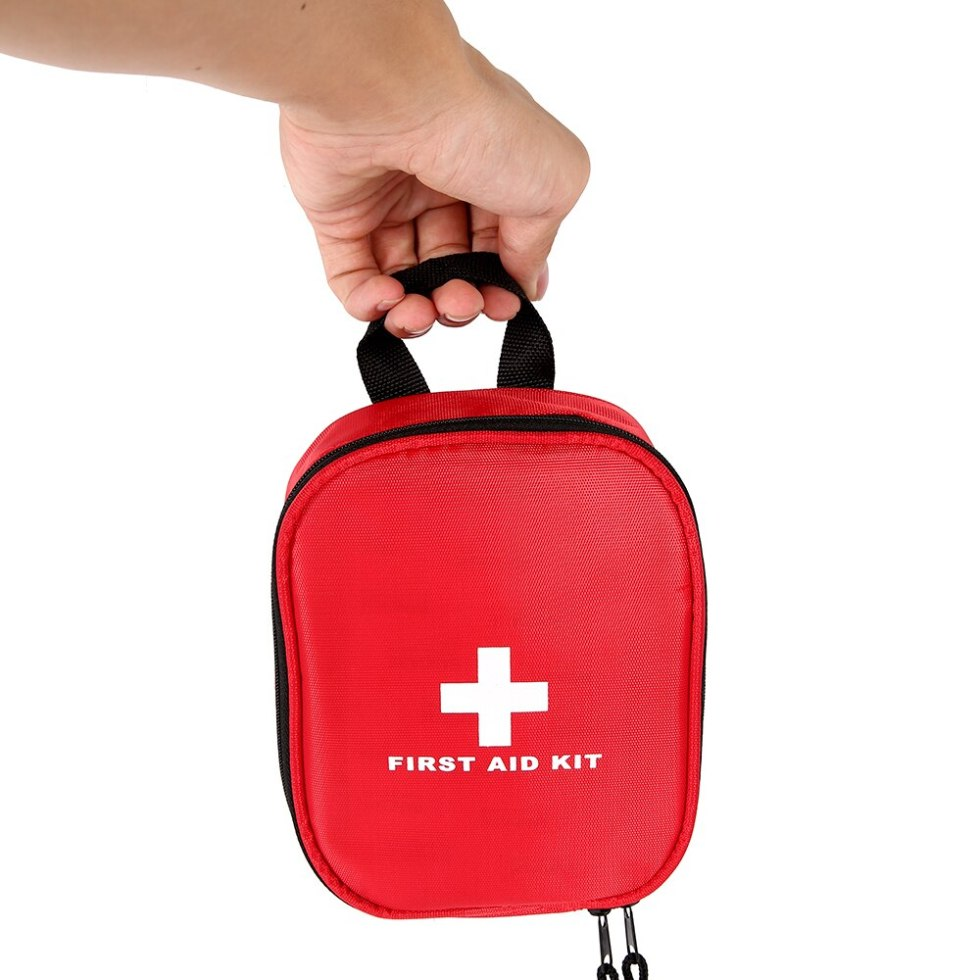 Portable Outdoor First Aid Kit
