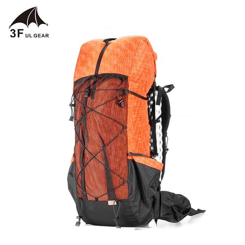 3F UL GEAR Water resistant Hiking Backpack Lightweight Camping Pack Travel Mountaineering Backpacking Trekking Rucksacks 40 2