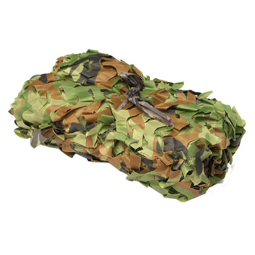 3Mx5M Camo Camouflage Net Waterproof Camping Woodlands Blinds Lightweight Camouflage Camo Netting Mesh For Outdoor Activities 1