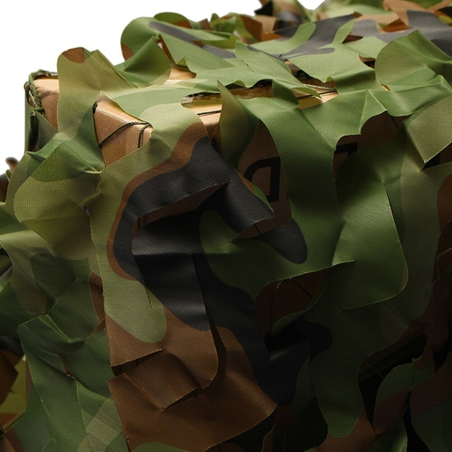 3Mx5M Camo Camouflage Net Waterproof Camping Woodlands Blinds Lightweight Camouflage Camo Netting Mesh For Outdoor Activities 5