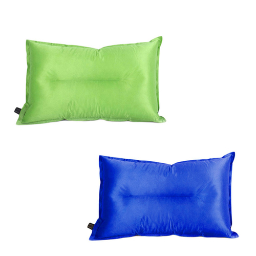 Automatic Inflatable Pillow Air Cushion for Hiking Backpacking Travel 47x30x8cm Popular New 2.jpg 640x640 2