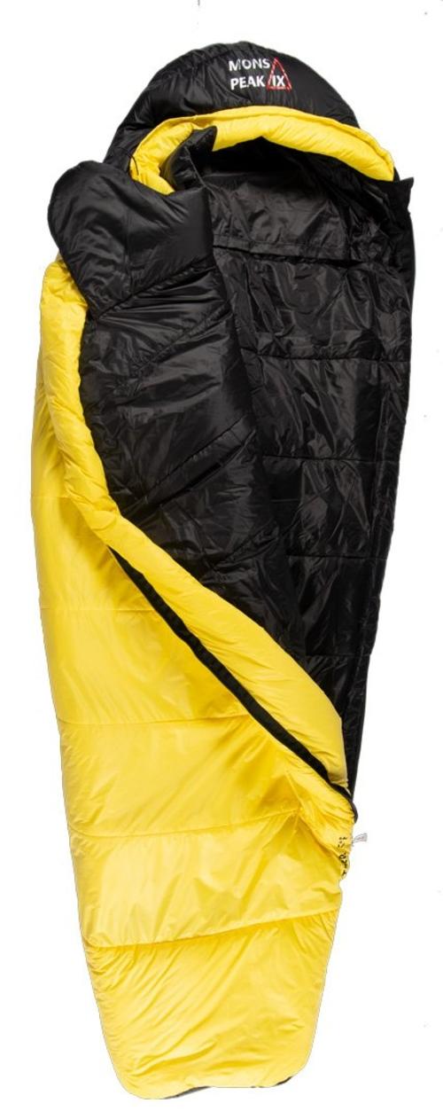 mons peak ix settler 15f sleeping bag l zipper 3