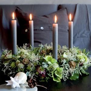 Danish advent wreath workshop
