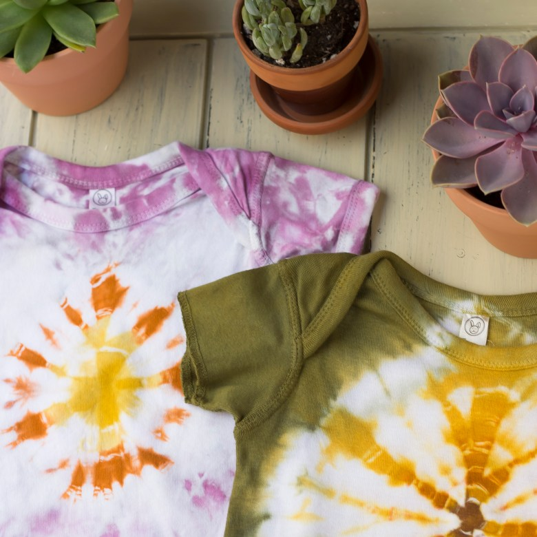 Cactus Inspired Tie Dye Jen at theScarletDarter.com