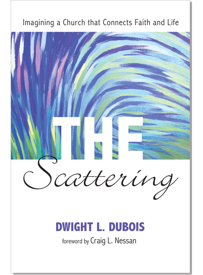 The Scattering - front cover2