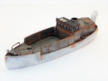 Post apocalyptic boats