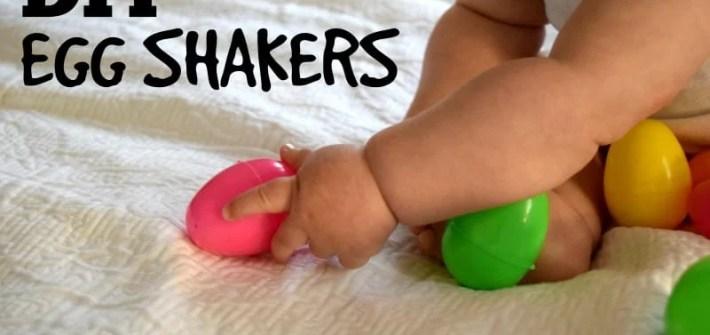 DIY Egg Shakers | The Schmidty Wife