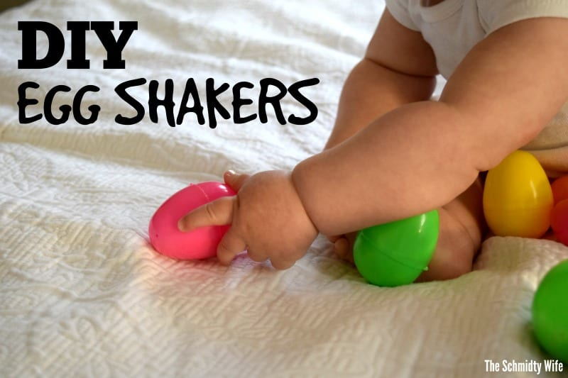 DIY Egg Shakers | The Schmidty Wife
