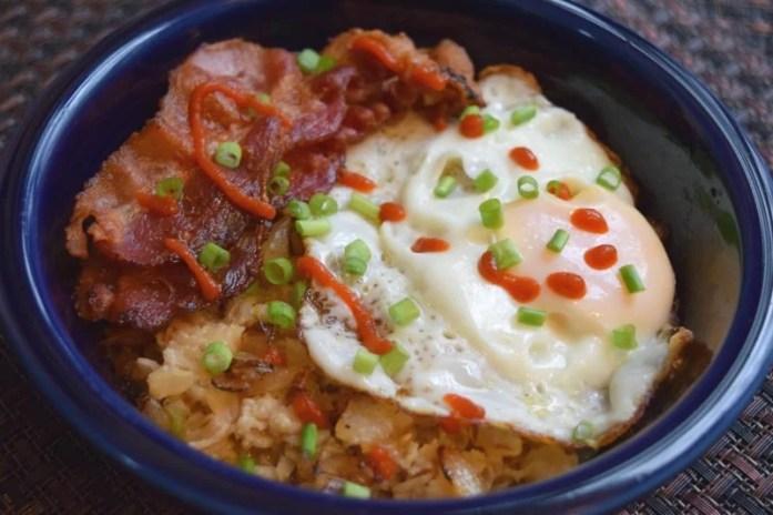 Savory Oatmeal {a better breakfast} The Schmidty Wife