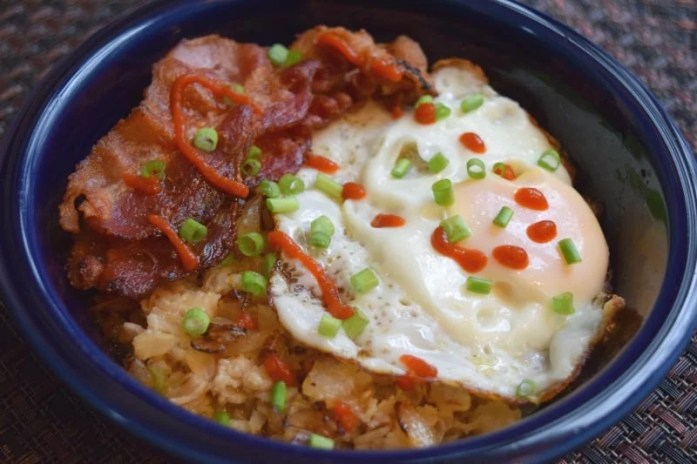 Savory Oatmeal {a better breakfast} The Schmidty Wife
