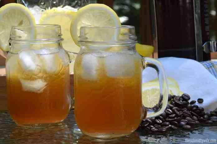 Coffee Lemonade