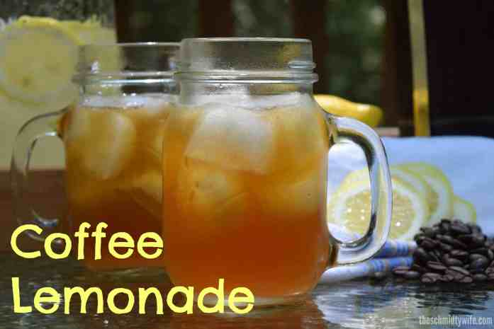Coffee Lemonade
