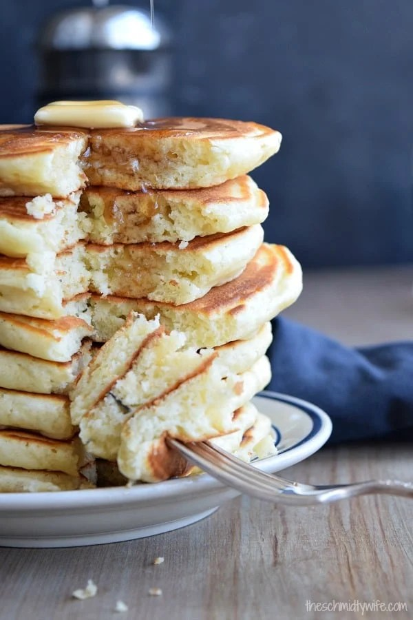 Pancakes From Scratch