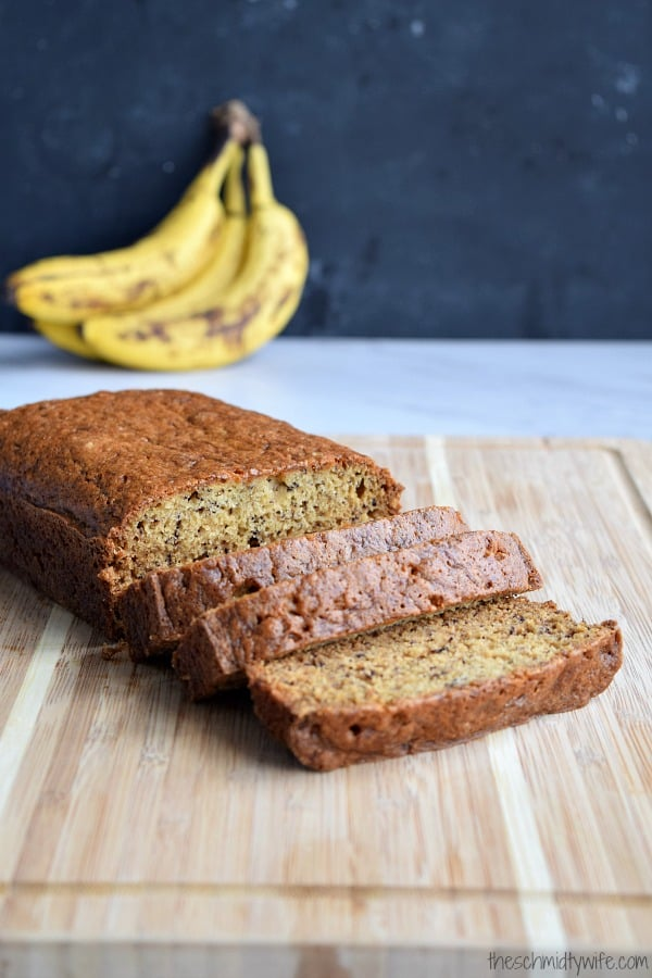 Great Grandma's Banana Bread